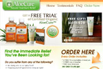 AloeCure – Free Trial Offer Thumbnail