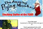 Amazing Flying Monkeys – Buy 3 Get 1 Free Thumbnail