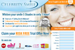Celebrity Smile – FREE Trial Teeth Whitening Kit Thumbnail