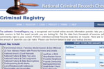 Criminal Registry Thumbnail