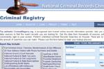 Criminal Registry Thumbnail