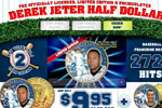 Derek Jeter Half Dollar Thumbnail