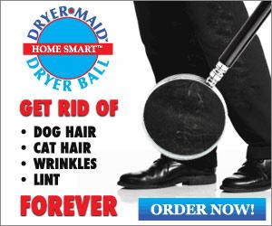 Dryer Maid Get Rid Of Pet Hair Lint Free Trialoffers