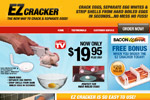 EZ Cracker – Free Bacon Wave Included Thumbnail