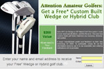 FreeGolfGift – Get A Free Custom Golf Club Thumbnail