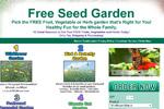 Free Seed Garden – Free Seeds Thumbnail