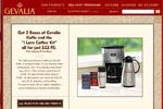 Gevalia – Free Coffeemaker & Travel Mug Thumbnail