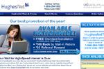 HughesNet – $100 Rebate Thumbnail
