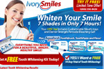 IvorySmiles – Free Tooth Whitening Kit Thumbnail