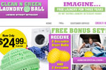 Laundry Ball – Buy 1 Get 1 Free Thumbnail