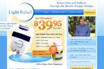 Light Relief – Light Therapy To Relieve Pain Thumbnail