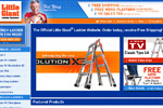 Little Giant Ladder &#8211; Get Free Shipping Thumbnail