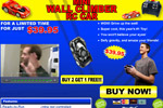 Mini RC Wall Climber – Buy 2 Get 1 Free Thumbnail