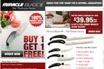 Miracle Blade III – Buy 1 Get 1 Free Thumbnail