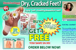 Miracle Foot Repair &#8211; Buy 2 Get 1 Free Thumbnail
