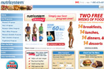 Nutrisystem &#8211; 40% OFF YOUR ORDER! Thumbnail