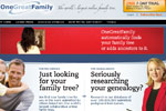 OneGreatFamily &#8211; Free 7 Day Trial Thumbnail