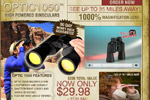 Optic1050 – 90 Day Free Trial & Free Pocket Skyscope Thumbnail