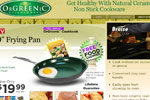 Orgreenic – Nonstick Frying Pan Thumbnail
