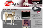 Puplight – Keep Your Pet Safe At Night Thumbnail