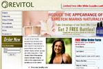 Revitol – Stretch Mark Prevention – 2 Free Bottles Thumbnail