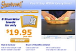 ShamWow – Buy 1 Get 1 Free Offer Thumbnail
