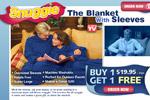 Snuggie – Buy 1 Get 1 Free Thumbnail