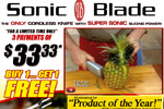Sonic Blade &#8211; Buy 1 Get 1 Free Thumbnail