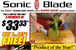 Sonic Blade – Buy 1 Get 1 Free Thumbnail