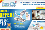 Sure Clip &#8211; Buy 1 Get 1 Free Thumbnail