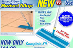 Swivel Mop – Better Than A Swiffer Thumbnail