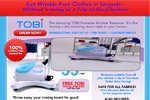 Tobi Steamer – Free Travel Steamer Thumbnail