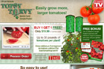 Topsy Turvy Tomato Planter &#8211; Buy 1 Get 1 Free Thumbnail