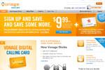 Vonage – VOIP Calling Thumbnail