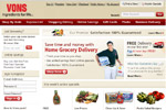 Vons – Free Delivery Offer Thumbnail