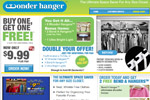 Wonder Hanger – Buy 1 Get 1 Free Thumbnail