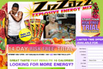 ZizZazz Energy Mix – 14 Day Free Trial Thumbnail